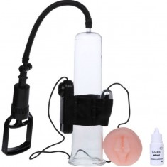 PENIS ENLARGEMENT SYSTEM WITH VIBRATION - 1