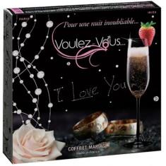 VOULEZ-VOUS WEDDING BOX - 1