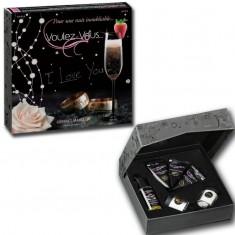 VOULEZ-VOUS WEDDING BOX