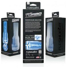 FLESHLIGHT TURBO IGNITION BLUE ICE - 2