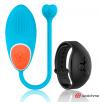 WEARWATCH EGG WIRELESS TECHNOLOGY WATCHME BLUE / BLACK