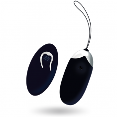 INTENSE FLIPPY II  VIBRATING EGG WITH REMOTE CONTROL BLACK - 3