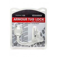 ARMOUR TUG LOCK CLEAR - 1