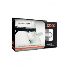 PERFECTFIT ZORO KNIGHT HOLLOW STRAP ON 6 INCH - 2