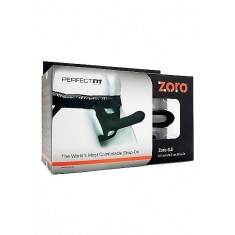 PERFECT FIT ZORO STRAP ON 6.5 W S/M WAISTBAND - 3