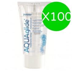 AQUAGLIDE LUBRICANT 50 ML X 100 UNITS - 1