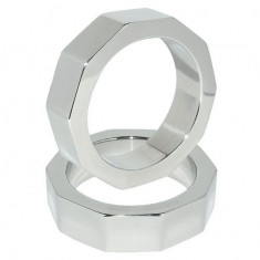 METALHARD COCK RING NUT 55MM - 1