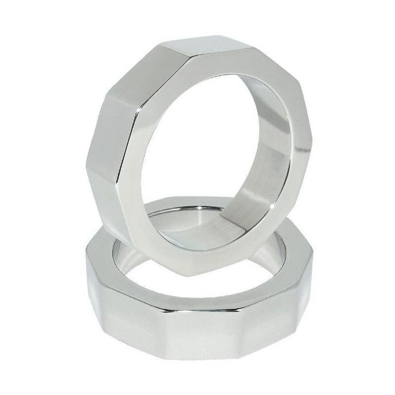 METALHARD COCK RING NUT 55MM - 1