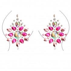 Phoenix Nipple Jewels Sticker NIPPLE007