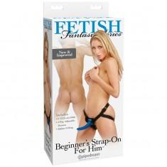 FETISH FANTASY BEGINNERS STRAP-ON FOR HIM