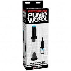 PUMP WORX DELUXE HEAD JOB VIBRATING POWER PUMP