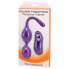 SEVENCREATIONS DOUBLE HAPPINESS TRAINER BALLS REMOTE CONTROL