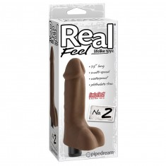 REAL FEEL LIFELIKE TOYZ NR 2 BROWN
