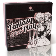 SECRET PLAY FANTASY PLAY BOARD GAME (ES/EN/FR/PT)