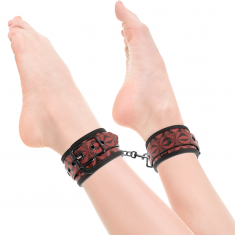 BEGME RED EDITION ANKLE CUFFS