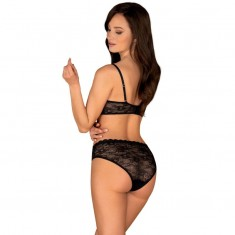 OBSESSIVE - LAURISE TWO PIECES SET S/M