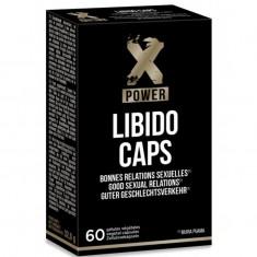 XPOWER LIBIDO CAPS 60 CAPSULES