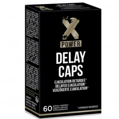 XPOWER DELAY CAPS DELAYED EJACULATION 60 CAPSULES